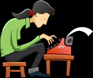 http://pixabay.com/en/typewriter-student-studying-write-584696/